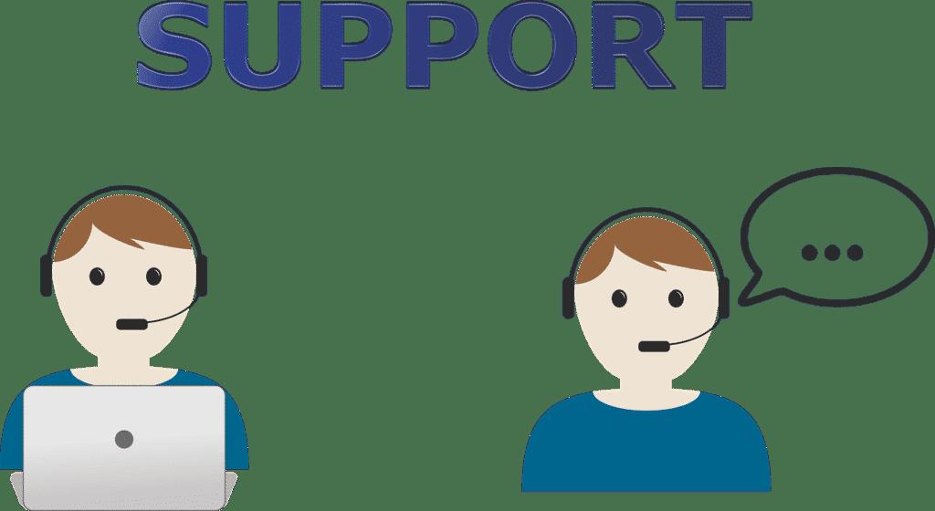 افضل استضافة ووردبريس لابد أن تقدم خدمة دعم جيدة