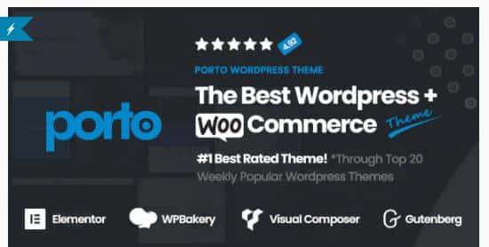 Porto _ Multipurpose & WooCommerce Theme