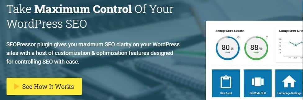 SEOPressor Connect - WordPress SEO Plugin
